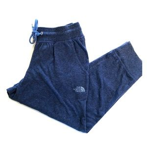 THE NORTH FACE Blue Classic Cropped Jogger PANTS M